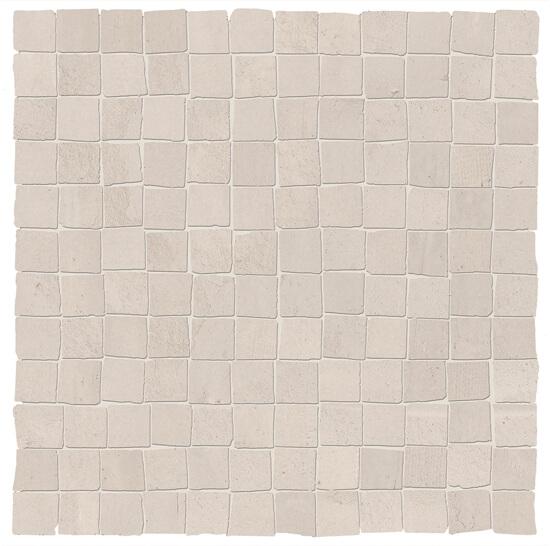 Piet Boon Concrete Tiny Chalk Mozaïektegels 30x30cm