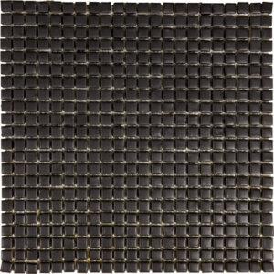 Piet Boon Tiny Matte Black Mozaïektegels 30x30cm
