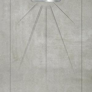 vtwonen Mold Grit (Douchetegel) Vloertegels 90x135cm
