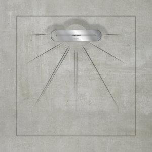 vtwonen Mold Grit (Douchetegel) Vloertegels 90x90cm