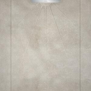 vtwonen Mold Concrete (Douchetegel) Vloertegels 90x135cm