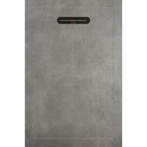 vtwonen Mold Basalt (Douchetegel) Vloertegels 90x135cm