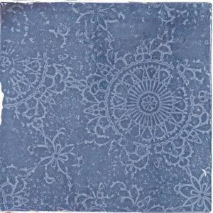 vtwonen Craft Midnight Blue Glossy Dec. Tegelstroken 12