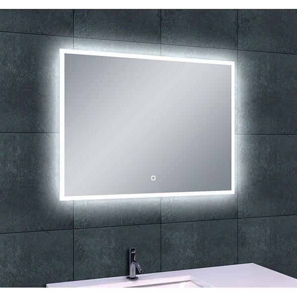 Badkamer Factory online shop | Spiegel Quatro spiegel met LED ...