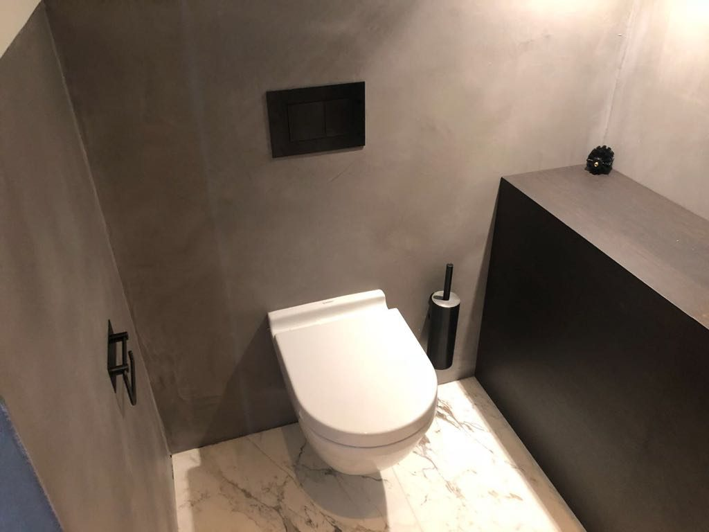 Complete Badkamer Actie : Toilet renovatie actie badkamer factory