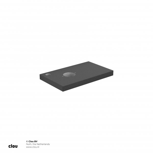 clou-First fontein plateaus-badkamerfactory