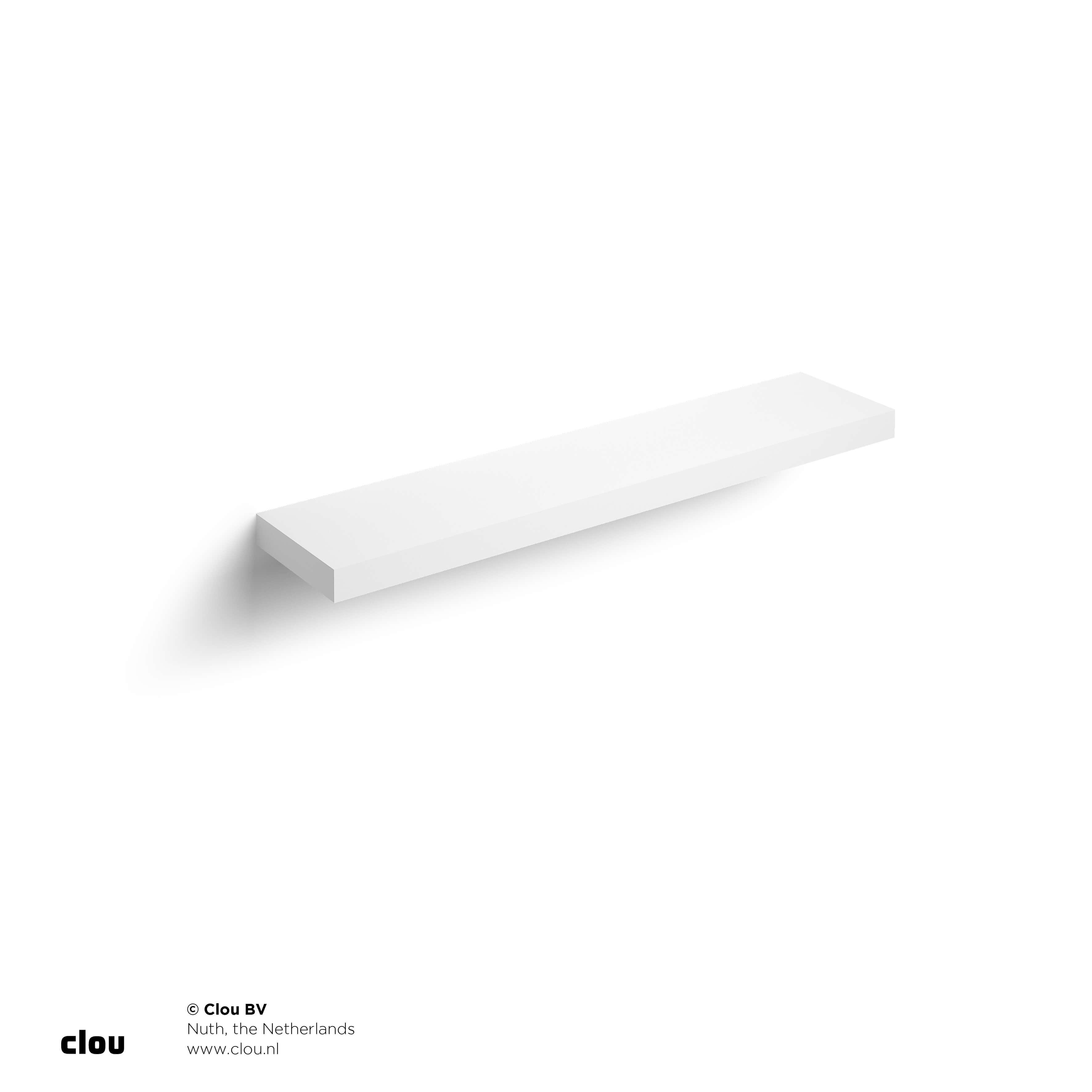 Badkamer Factory online shop | Clou Match Me planchet 180cm, wit ...
