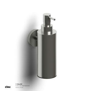 clou-Sjokker zeepdispensers rvs mat geborsteld-badkamerfactory