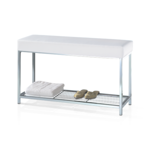 DW 67 Bench with shelf-badkamerfactory