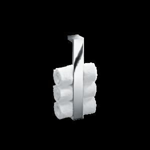 BK HTE41 BRICK Towel rail 40 cm single (vertical mounting)-badkamerfactory
