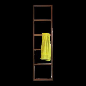WO HTLE WOOD Towel ladder-badkamerfactory