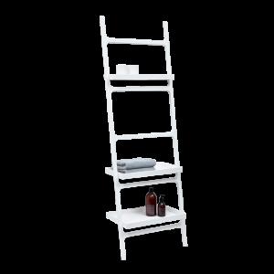 STONE HTLA Towel ladder - with 3 shelves-badkamerfactory