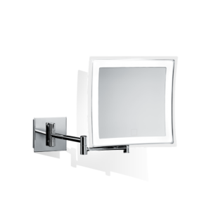 BS 84 TOUCH Cosmetic mirror illuminated - 5x magnification-badkamerfactory