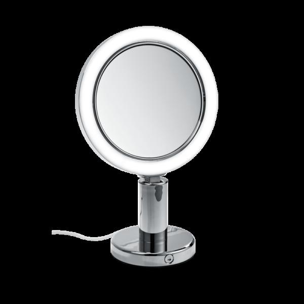 BS 12/V Cosmetic mirror illuminated - 7x magnification-badkamerfactory