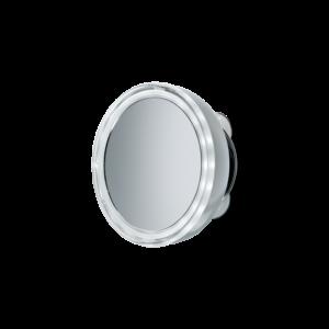BS 10 Cosmetic mirror set illuminated - 5x magnification-badkamerfactory