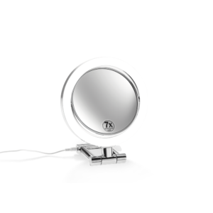 BS 11  Cosmetic mirror illuminated - 3x/7x magnification-badkamerfactory
