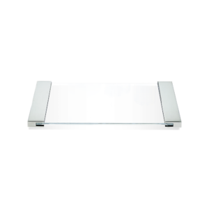 TAB 34 Tray small - Glass Super Clear-badkamerfactory