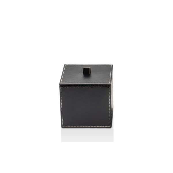 BROWNIE BMD1 Box small with cover - artificial leather-badkamerfactory