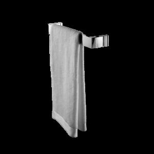 BK DTG40 BRICK Handle for glass shower cabins and towel holder 40 cm-badkamerfactory