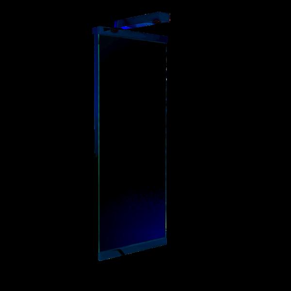 SP 90/904 Mirror - chrome-badkamerfactory