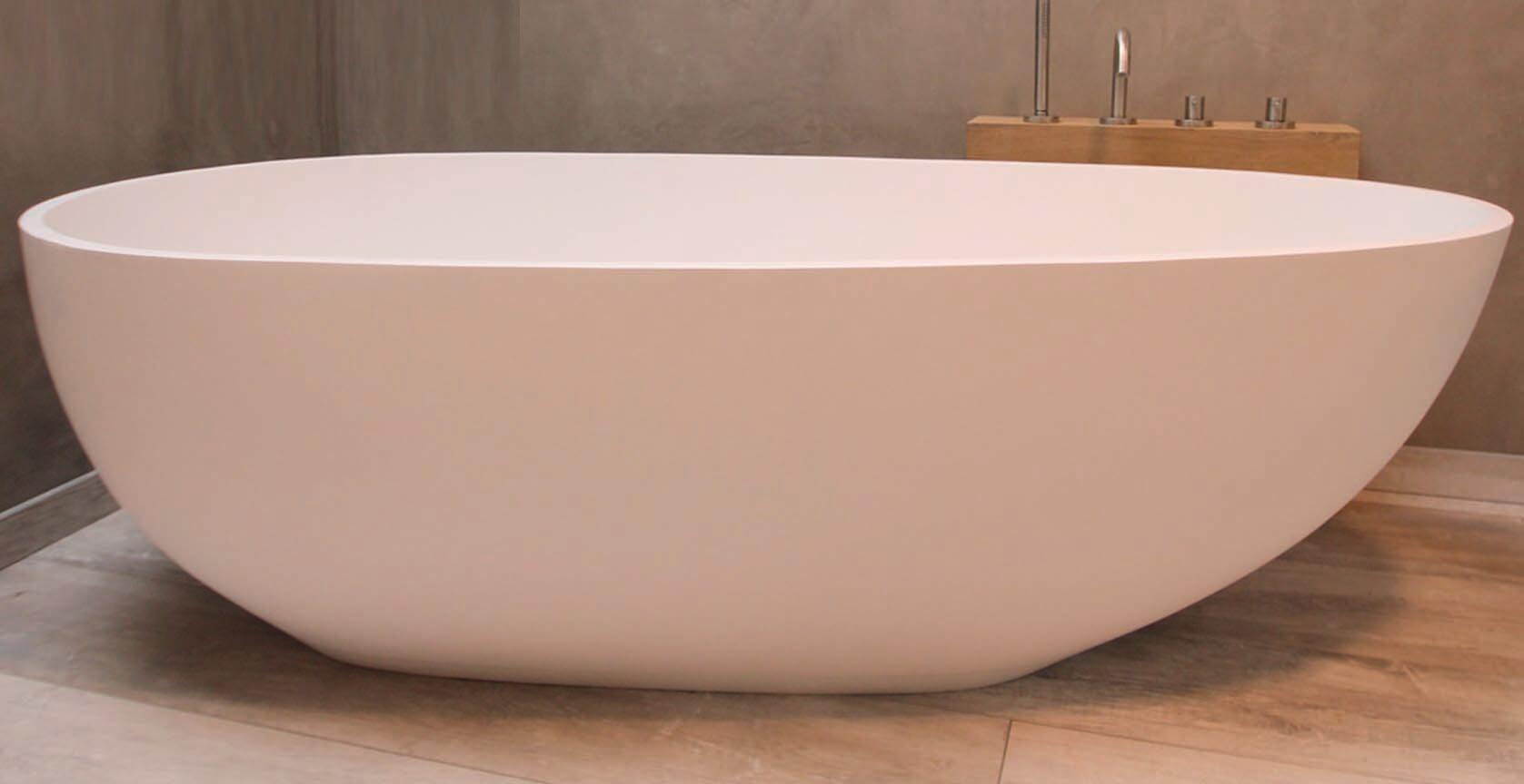 Solid Surface Badkamer : Badkamer factory online shop luca sanitair vasca vrijstaand bad