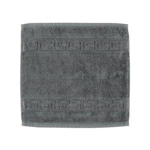 CAWÖ-Gastendoekje-30x30 cm-Grijs