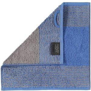 CAWÖ-Sauna laken-80x200 cm-Blauw