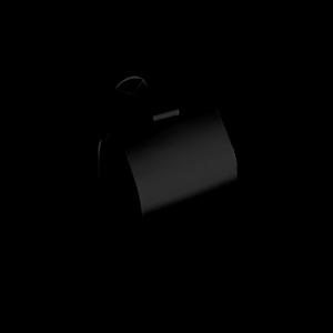 BA TPH4 BASIC Toilet paper holder with cover-badkamerfactory
