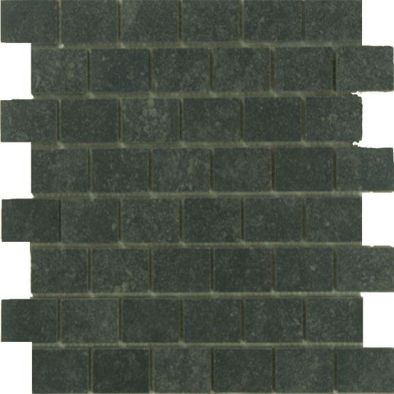 Douglas & Jones Belgium Stone Black Mozaïektegels 30x30cm