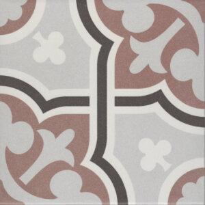 Douglas & Jones Vintage Flow Marron Tegelstroken 20x20cm