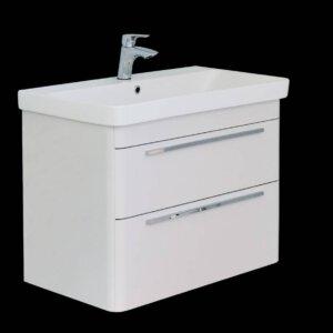 ADW Design Badmeubel Moby 100 Cm Glans-Wit   Badmeubelsets