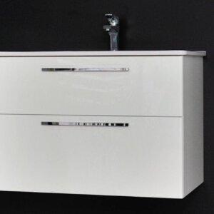 ADW Design Badmeubel Winner 100 Cm Glans-Wit   Badmeubelsets